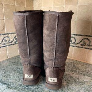 Ugg Classic Tall boot 5815 Havana Brown 9
